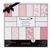 6X6 Capsule paper pack - Parkstone Pink