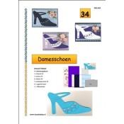 Kaartenpakket Schoen