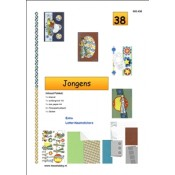 Kaartenpakket Jongens