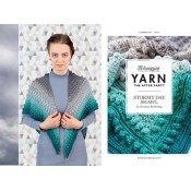 *Yarn 09 Stormy day omslagdoek