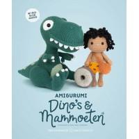 Amigurumi Dino's en Mammoeten