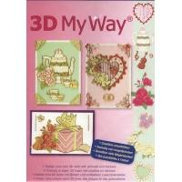 3D My Way pakket Celebration