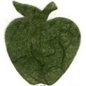 Mulberrypaper mosgroen