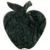 Mulberrypaper zwart