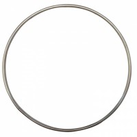 RVS ring 25cm