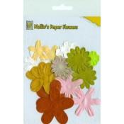 NS - Flower Earth tones