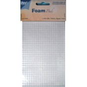 Joy! Foam pads 1 mm dik - 5x5 mm