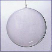 plastic bal transp 100mm deelbaar