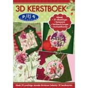 3D Kerst boek Janneke Brinkman