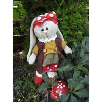 Funny Bunny XXL kledingset Dots herfst