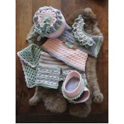 Funny Bunny XXL kledingset Spring soft