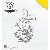 Hoppies Clear Stamp 1