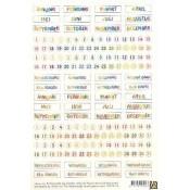 Kalendervel 99010/16
