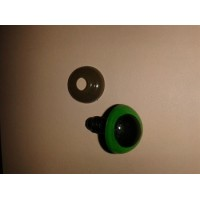 10mm ogen groen
