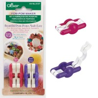 Clover Pom-Pom maker Extra Small 20 en 25mm