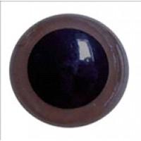 10mm ogen bruin